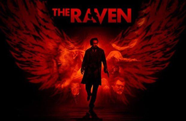 The Raven staring John Cusack