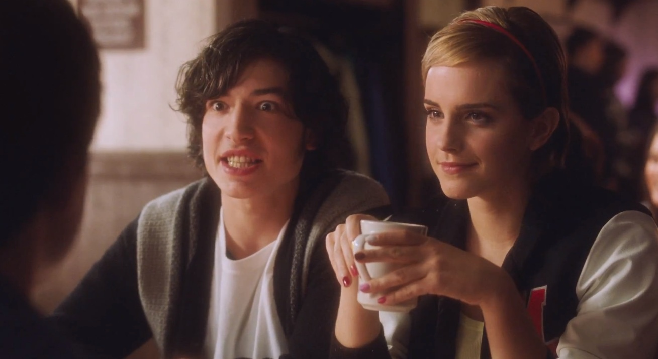 Emma watson the perks of being a wallflower 10