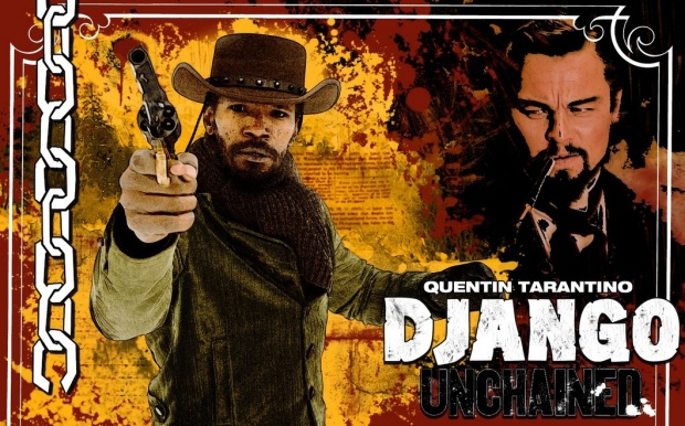django_unchained_movie_review_tarantino_foxx_waltz_dicaprio